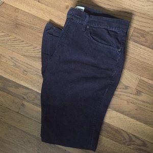 Men's Corduroy Old Navy Pants 34x34